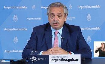 """Alberto, sobre la expansión del COVID-19: """"Se metió en toda la Argentina""""   Coronavirus en argentina"""
