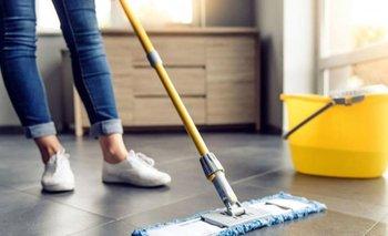 Aumento del 25% para empleadas domésticas ¿en cuánto queda? | Paritarias