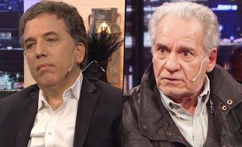 El día que Hugo Arana dejó mudo a Nicolás Dujovne en TV | Cultura