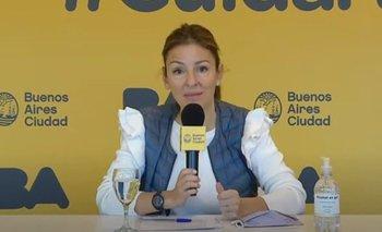 Soledad Acuña rompió el silencio tras sus dichos sobre los docentes  | Docentes