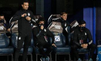 Otro problema para Scaloni: un jugador de la Selección desafectado por lesión | Fútbol