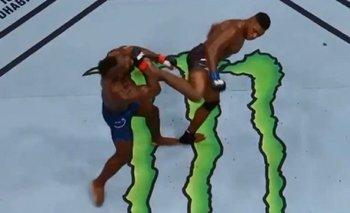 ¿El mejor de la historia? Estremecedor nocaut de Joaquin Buckley en la UFC | Ufc