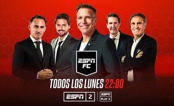 ESPN FC: primera baja confirmada en el programa de Alejandro Fantino   Televisión