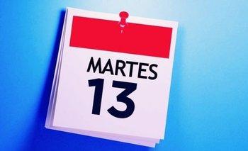 ¿Por qué el martes 13 es el día de la mala suerte?   Efemérides