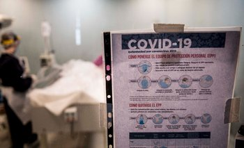 Preocupa en Rosario el alto porcentaje de camas ocupadas | Coronavirus en argentina