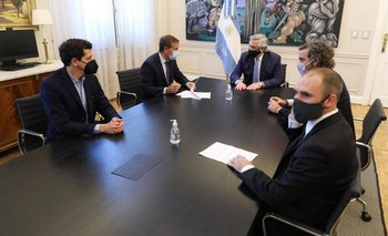 Alberto Fernández recibió a Suárez: las claves del encuentro | Coronavirus en argentina