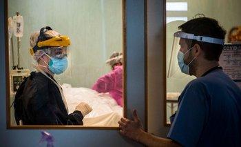 COVID: Santa Fe bajó la palanca justo antes del colapso sanitario | Segunda ola de coronavirus