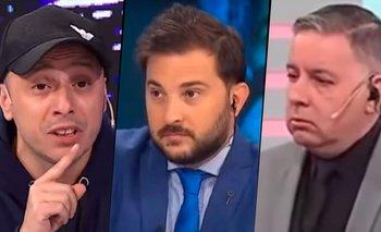El Dipy llenó de insultos a Brancatelli y Doman lo paró en seco | Intratables