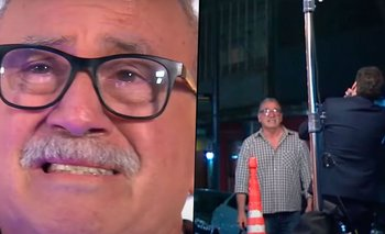 La desgarradora historia del abuelo que ganó un taxi en lo de Guido | Televisión