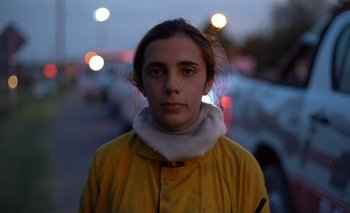 Tiene 22 años, es bombera y apaga los incendios en Córdoba | Incendios