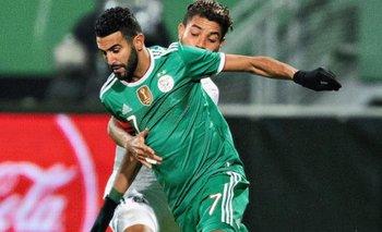 """""""La especial"""": la nueva gambeta de Riyad Mahrez que ya es furor   Fútbol"""