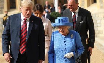 Cómo es la mansión que Trump quiere alquilarle a la Reina Isabel | Donald trump