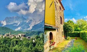 Pareja sortea una mansión de 500 mil dólares en Italia: cómo participar | Viral