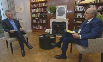Afirman que la entrevista de Macri en TN estuvo guionada y duró 4 horas | Mauricio macri