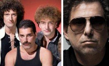 Calamaro se burló de Queen y ahora grabará con Brian May | Música