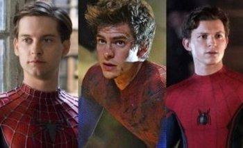 Bomba: Spider-Man 3 reunirá a todos los Peter Parker de MARVEL   Cine