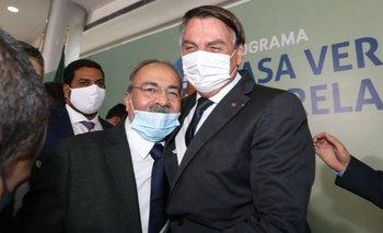 """Bolsonaro a Brasil por el COVID: """"Hay que dejar ser maricones""""    Brasil"""