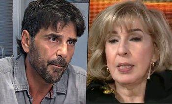 Juan Darthés: Georgina Barbarossa reveló la charla privada que tuvo | Thelma fardin