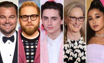 Netflix reúne a DiCaprio y Meryl Streep para su nueva película   Cine