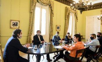 El Gobierno impulsa la modernización de municipios bonaerenses | Casa rosada