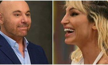 Masterchef: Vicky Xipolitakis hizo reír a Germán con una pregunta fogosa | Televisión