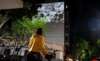 Las proyecciones nocturnas en la Ciudad por el 17 de octubre | Día de la lealtad