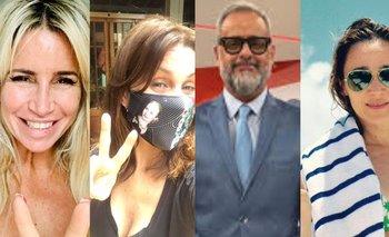 De Rial a Nancy Dupláa, los famosos que festejaron el 17 de Octubre | 17 de octubre