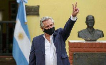 Alberto sale a bajar el dólar y vacuna en diciembre | Política