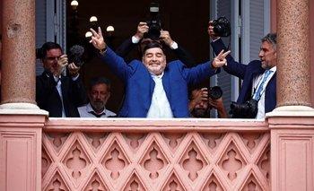 La salud de Maradona: Luque deslizó dónde podría seguir su recuperación | La salud de maradona
