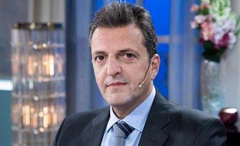 Fuerte defensa de Massa al Gobierno en la mesa opositora de Mirta Legrand | Sergio massa
