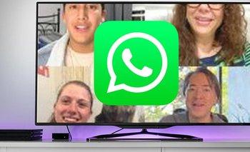 Whatsapp en la TV: cómo configurar la revolucionaria función | Whatsapp