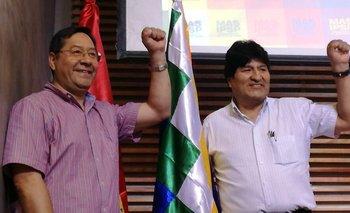 El regreso triunfal del MAS en Bolivia | Nodal en el destape