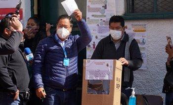 Elecciones en Bolivia: histórico triunfo del MAS por 20 puntos | Elecciones en bolivia