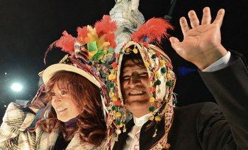 Alberto y Cristina felicitaron al MAS por la victoria en Bolivia | Elecciones en bolivia