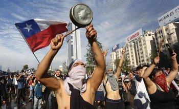 A un año de las manifestaciones en Chile: el crudo reclamo en primera persona | Crisis en chile