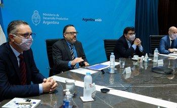 Qué se discutió en la primera reunión del Acuerdo Económico y Social | Crisis económica