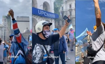 Video: el pogo peronista del 17 de octubre en Plaza de Mayo | Día de la lealtad