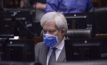 Legislatura porteña: Ferreño, legislador del FdT, tiene coronavirus | Ciudad
