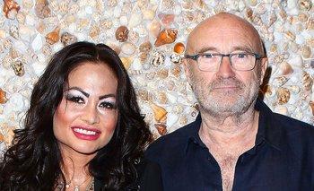 Phil Collins, destrozado: su esposa lo dejó por mensaje de texto | Música