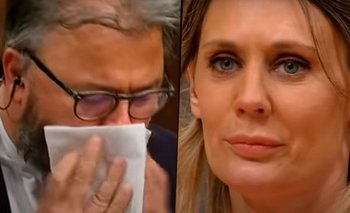 Masterchef: De Santis escupió el plato de Rocío Marengo en su cara | Televisión