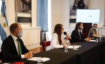 Se reúne el Gabinete Económico y analizan la vuelta del IFE | Ife
