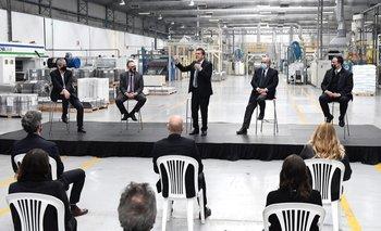 El Gobierno lanzó una ambiciosa línea de financiamiento Pyme | Crisis económica