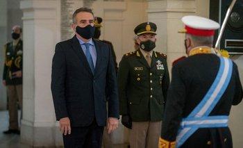 Fuerzas Armadas: Rossi reconoció a las nuevas generaciones de oficiales | Ministerio de defensa
