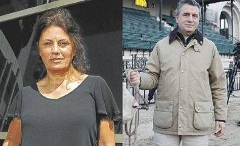 """Ordenan el """"desalojo inmediato"""" de Dolores Etchevehere del campo   Luis miguel etchevehere"""