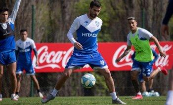 Inoxidable: la nueva lesión que superó Fernando Gago en Vélez | Fútbol