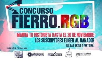 Las bases: llega el primer concurso de historietas de Revista Fierro | Lee fierro
