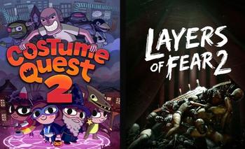 Juegos gratis: cómo descargar Costume Quest 2 y Layers of Fear 2 de Epic Store | Epic games