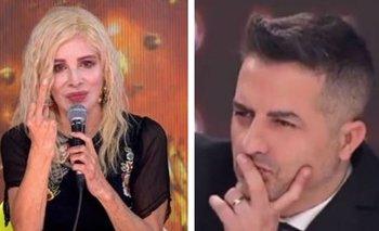 Cantando 2020: Nacha Guevara insultó a las panelistas de Ángel de Brito | Televisión