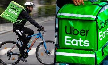 Uber Eats anunció que se va de Argentina | Uber
