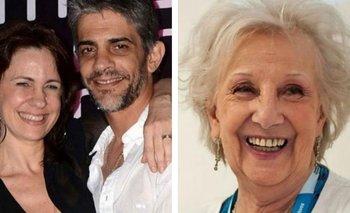 Nancy Dupláa y Pablo Echarri saludaron a Estela por su cumpleaños | En redes